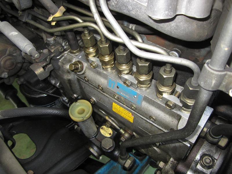 ランクル60燃料ポンプ
